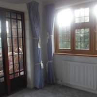 Whole House Curtains for 1930's Friston House